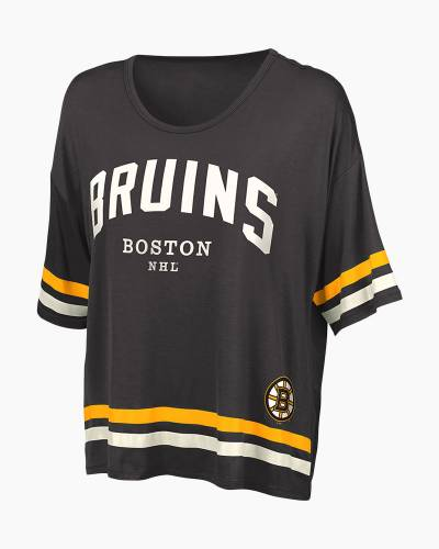 Boston Bruins Women's Breakaway Tee
