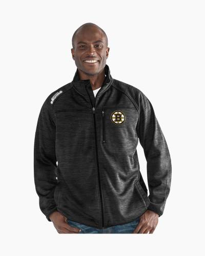 Boston Bruins Men's Mindset Full Zip Jacket