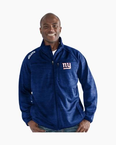 New York Giants Men's Mindset Full Zip Jacket