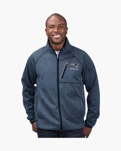 Men's New England Patriots Full Zip Switchback Jacket
