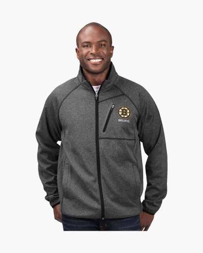 Men's Boston Bruins Full Zip Switchback Jacket