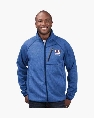 Men's New York Giants Full Zip Switchback Jacket