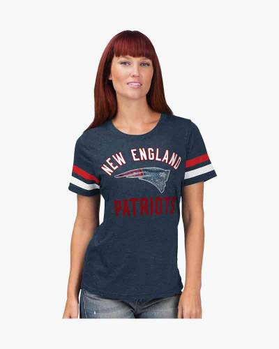 Women's New England Patriots Extra Points Tee