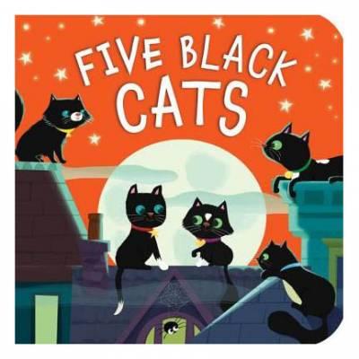 Five Black Cats (Bath Book)