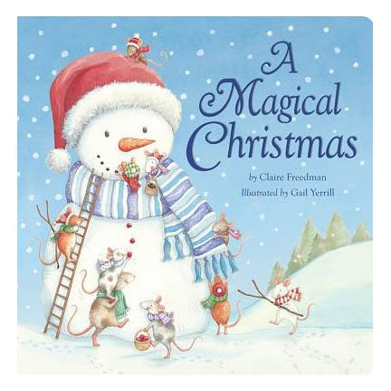 Claire Freedman A Magical Christmas (Hardcover)