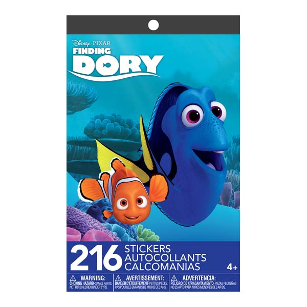 Finding Dory Disney/Pixar Finding Dory Sticker Pad