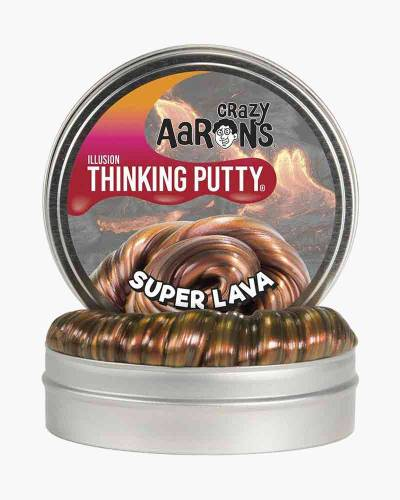 Super Lava Illusion Thinking Putty