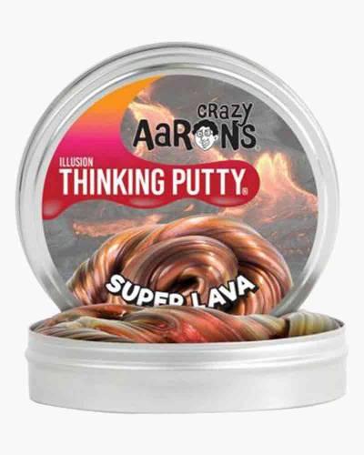 Mini Super Lava Illusion Thinking Putty
