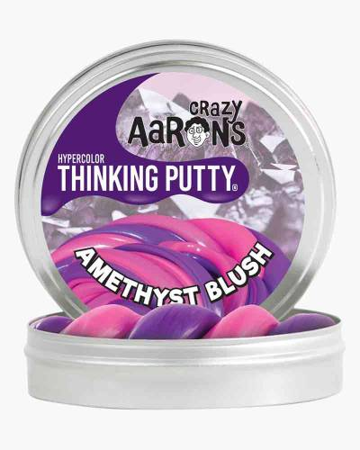 Amethyst Blush Hypercolor Thinking Putty