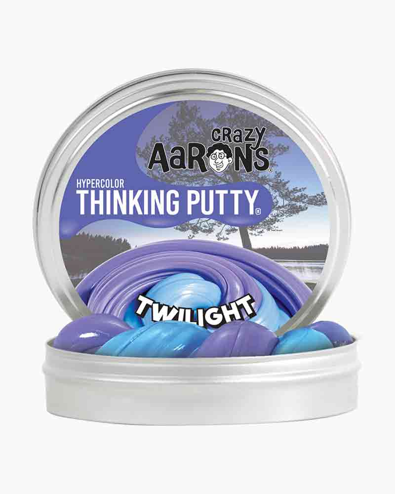 Crazy Aaron Twilight Hypercolor Thinking Putty