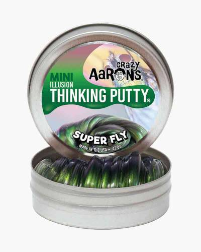 Mini Super Fly Illusion Thinking Putty