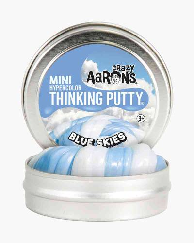 Mini Blue Skies Hypercolor Thinking Putty