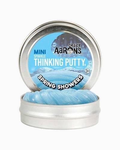 Mini Spring Showers Sparkle Thinking Putty