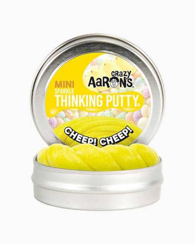 Mini Cheep! Cheep! Sparkling Thinking Putty