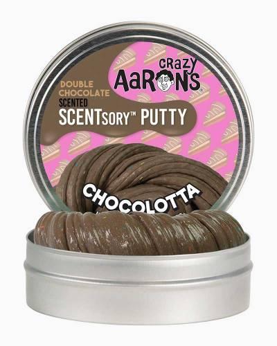 Chocolotta Scentsory Thinking Putty