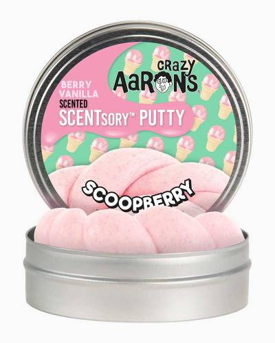 Scoopberry Scentsory Thinking Putty