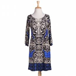 Papillon Tunic Dress with Print