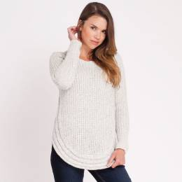 Papillon Round Hem Sweater