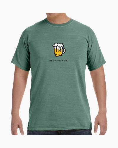 Beer With Me Men's Tee