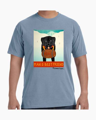 Man's Best Friend Men's Tee