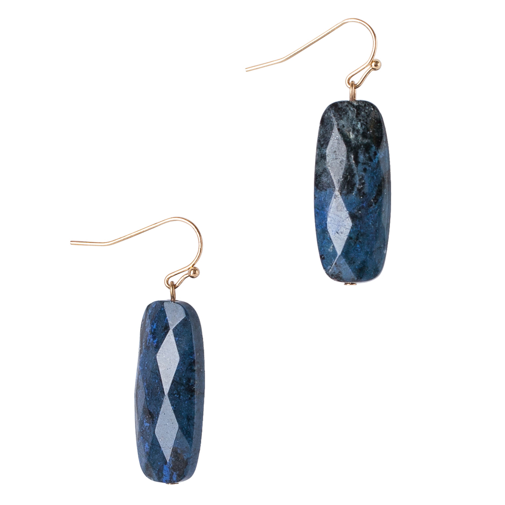Mia and Tess Stone Earrings