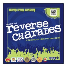 Gryphon Games Reverse Charade Game