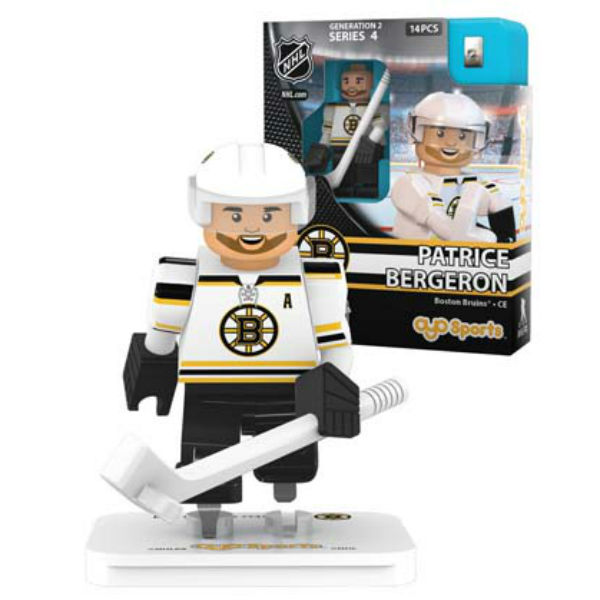 OYO Sportstoys Patrice Bergeron Boston Bruins OYO Minifigure
