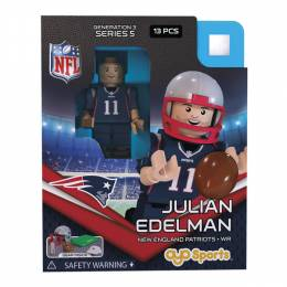 OYO Sportstoys New England Patriots Julian Edelman Mini Figure