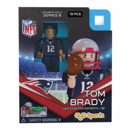OYO Sportstoys New England Patriots Tom Brady Mini Figure