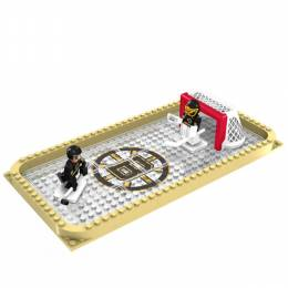 OYO Sportstoys Boston Bruins Backyard Rink OYO Building Set