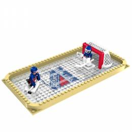OYO Sportstoys New York Rangers Backyard Rink OYO Building Set