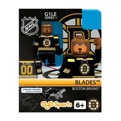 Blades the Bear Boston Bruins OYO Minifigure