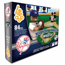 OYO Sportstoys New York Yankees OYO Infield Building Set