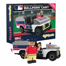 OYO Sportstoys Boston Red Sox Ballpark Cart OYO Building Set