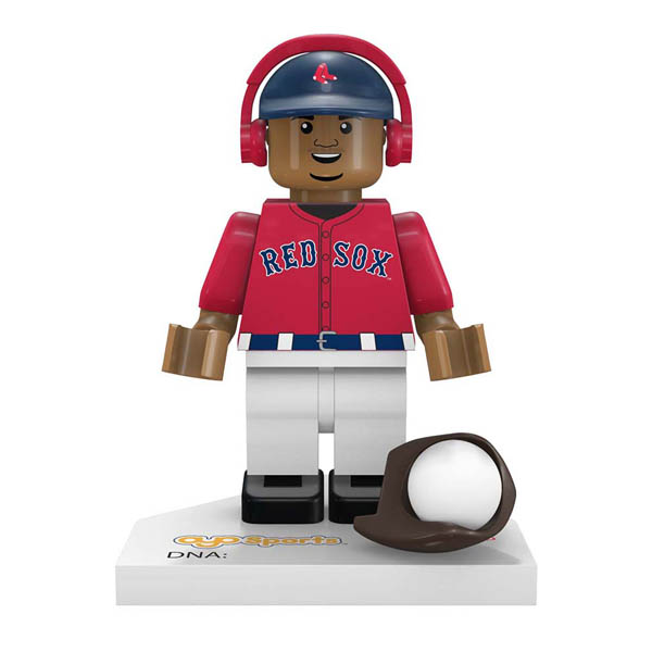 OYO Sportstoys Boston Red Sox Xander Bogaerts Minifigure