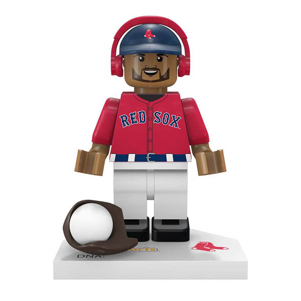 OYO Sportstoys Boston Red Sox Jackie Bradley Jr. Minifigure