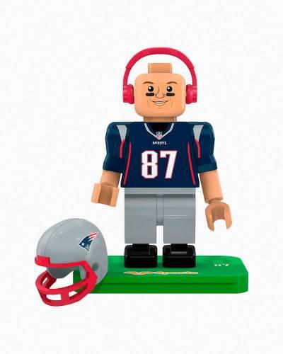 New England Patriots Rob Gronkowski Minifigure