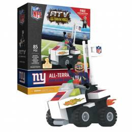 OYO Sportstoys New York Giants ATV with Mascot Minifigure