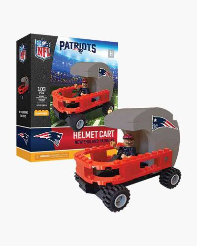 New England Patriots Helmet Cart
