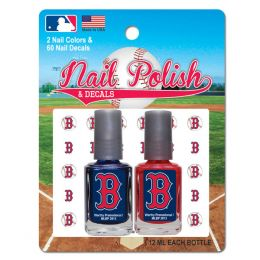 Worthy Promotional Products Boston Red Sox Nail Polish