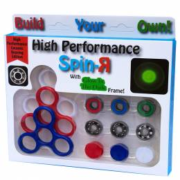 The Paper Store Build Your Own High Performance Spin-R Kit