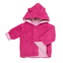 Magnificent Baby Smart Little Bear Jacket - Raspberry