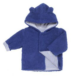Magnificent Baby Smart Little Bear Jacket - Blueberry