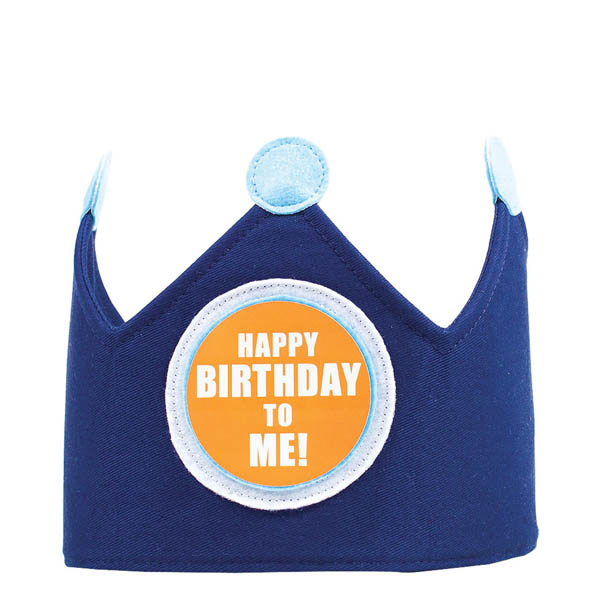 Bella Tunno Baby Boy's Celebration Crown