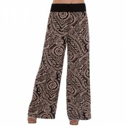 Star of India Banded Palazzo Pants