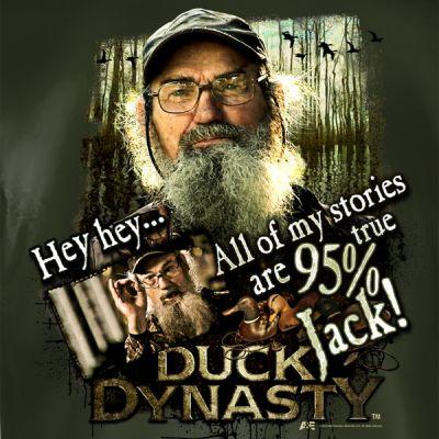 Duck Dynasty True Jack T-Shirt