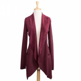 Cecico Red Velvet Jacket
