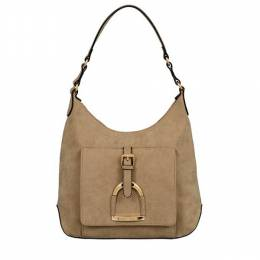 Mellow World Horsebit Hobo Bag