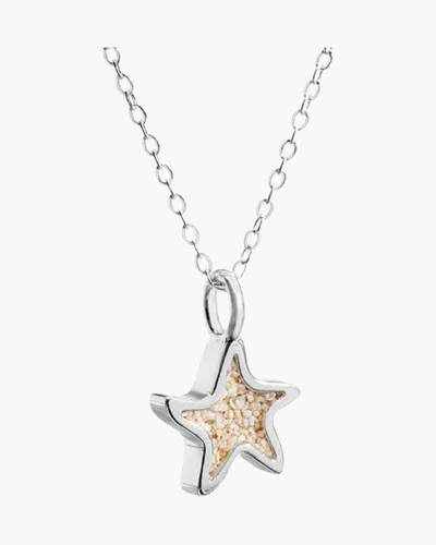 Sand Jewel Starfish Necklace