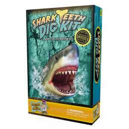 Discover with Dr. Cool Shark Teeth Dig Kit